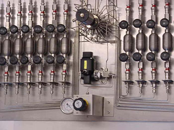 Auto Gas Sampler By Sampling Systems Automatic Gas