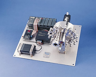 Picture of a Multi-Port Ambient Air Sampling Valve